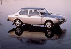 Saab 99, copyright Saab Automobile AB